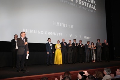 Bridge of spies NYFF Premiere Tom Hanks red carpet 11