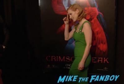 Crimson Peak New york Premiere Tom Hiddleston 10