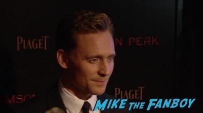 Crimson Peak New york Premiere Tom Hiddleston 13