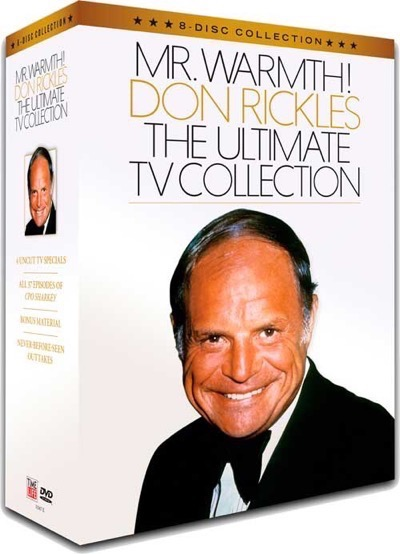 Don Rickles Mr warmth cpo sharkey dvd set 3
