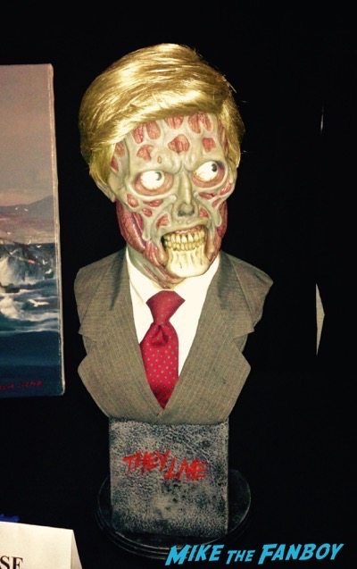 son of monsterpalooza prop display