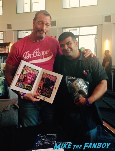 Ken Kirzinger fan photo son of monsterpalooza