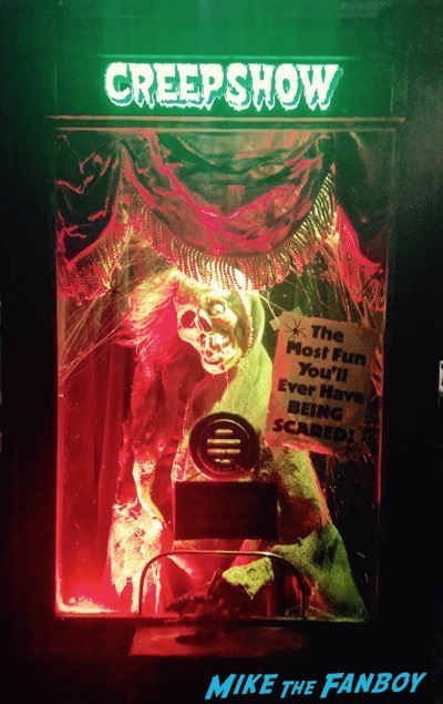 creepshow prop ticketbooth rare