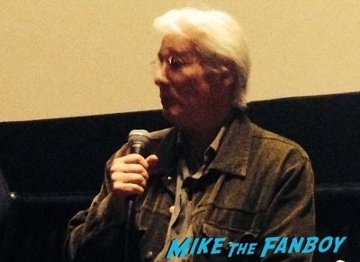 Richard Gere Time out of mind q and a 16