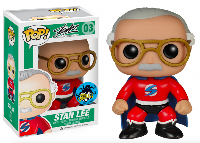 stan lee comikaze 2015 exclusive pop vinyl