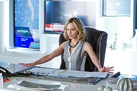 Supergirl Calista Flockhart