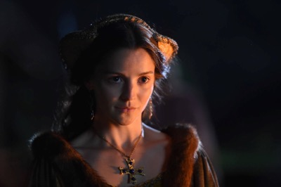 "THE BASTARD EXECUTIONER - ""A Hunger/Newyn"" Episode 104 (Airs Tuesday, September 29, 10:00 pm/ep) Pictured: Flora Spencer-Longhurst as Baroness Lady Love Ventris. CR: Ollie Upton/FX"