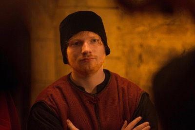 """THE BASTARD EXECUTIONER - """"A Hunger/Newyn"""" Episode 104 (Airs Tuesday, September 29, 10:00 pm/ep) Pictured: Ed Sheeran as Cormac. CR: Ollie Upton/FX"""