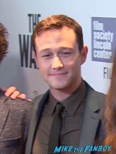 The Walk NYFF Premiere Josheph Gordon LEvitt 16