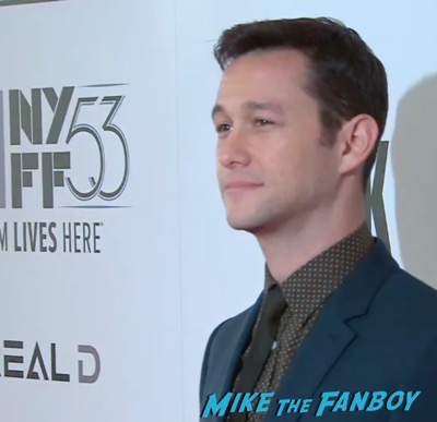 The Walk NYFF Premiere Josheph Gordon LEvitt 18
