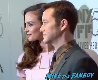 The Walk NYFF Premiere Josheph Gordon LEvitt 7