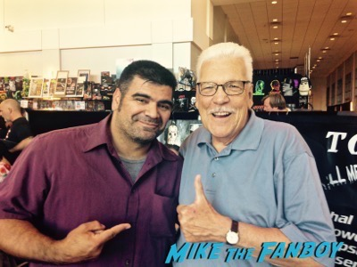 Tom Atkins son of monsterpalooza