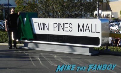 Twin pines mall back to the future day set location visit 8