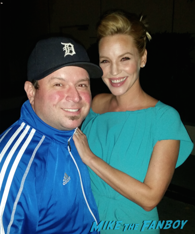 Unreal q and a Ashley Scott fan photo