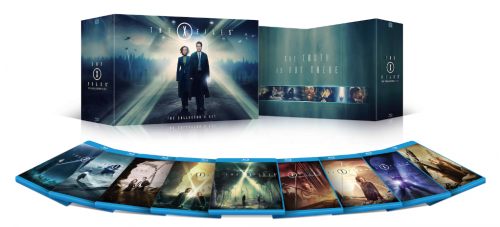 """The X-Files"""" – The Collector's Set"""