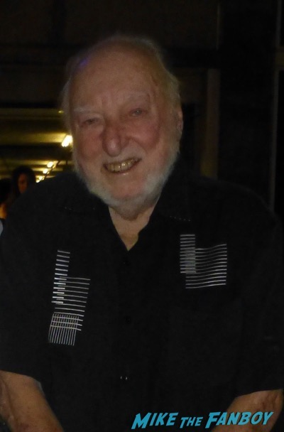 founder of Tower Records, Russ Solomon fan photo 2015 now 7