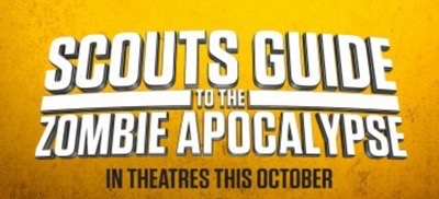scout's guide to the zombie apocalypse poster 1
