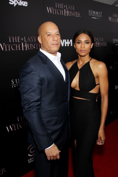 "New York Special Screening of Lionsgate's ""The Last Witch Hunter"" - After Party held at Tavern On the Green"