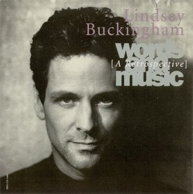 Then Lindsay Buckingham has Words & Music A Retrospective.