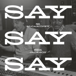 paul mccartney say say say