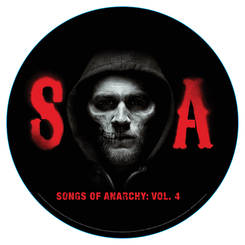 sons of anarchy picture disc