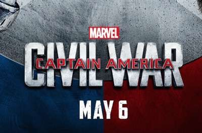 Captain American Civil War teaser poster 1