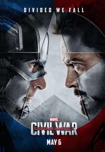 Captain American Civil War teaser poster 1