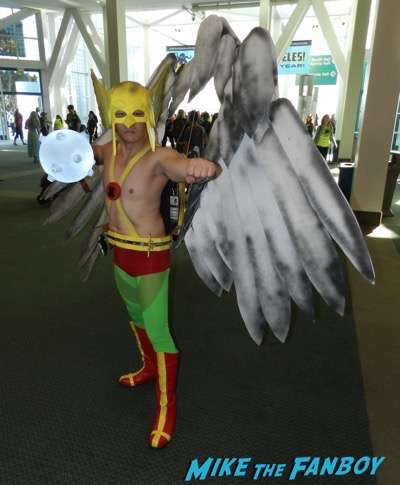 Comikaze 2015 cosplay convention floor 1