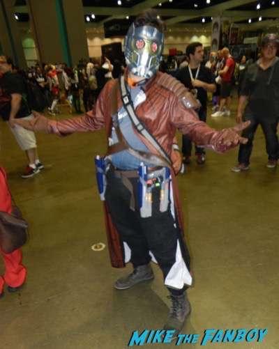 Comikaze 2015 cosplay convention floor 31