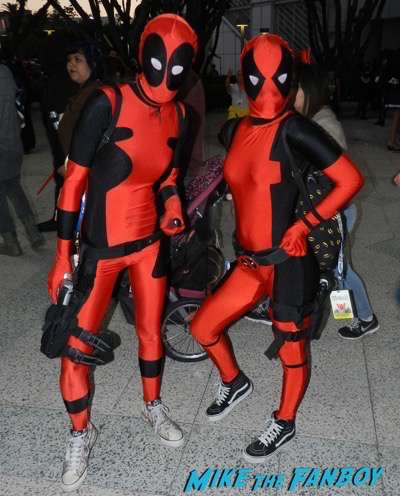 Comikaze 2015 cosplay convention floor 38