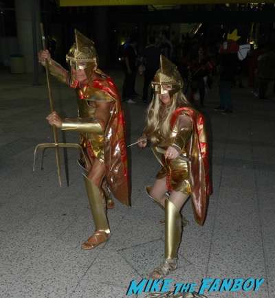Comikaze 2015 cosplay convention floor 51