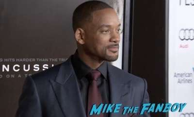 Concussion AFI World Premiere! Will Smith! Albert Brooks! Stephen Moyer! Paul Reiser! Anna Paquin! And More!16