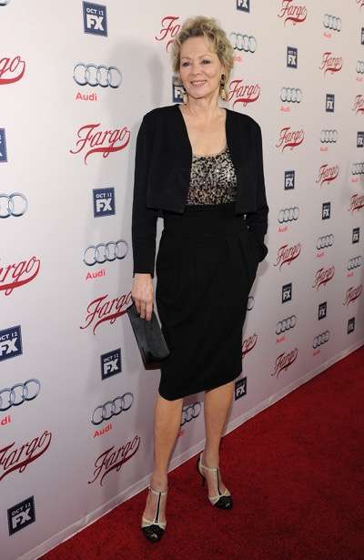 LOS ANGELES - OCTOBER 7: Jean Smart arrives at the red carpet premiere screening of FX's 'Fargo' at the Arclight Cinemas Hollywood on October 7, 2015 in Los Angeles, California. Cr: Frank Micelotta/PictureGroup/FX