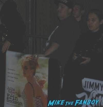 Julia Roberts dissing fans jimmy kimmel live 1