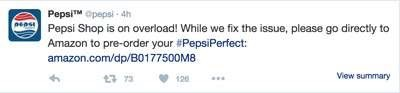 Pepsi perfect angry tweets 13
