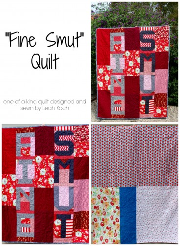 Ripped Bodice_Fine Smut Quilt