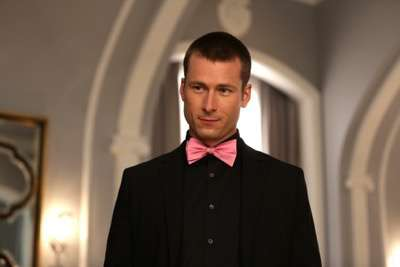 "SCREAM QUEENS: Glen Powell in the ""Beware Of Young Girls"" episode of SCREAM QUEENS airing Tuesday, Nov. 3 (9:00-10:00 PM ET/PT) on FOX. ©2015 Fox Broadcasting Co. Cr: Patti Perret/FOX."