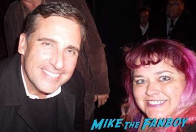 Steve Carell Fan Photo The Big Short q and a 1