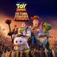 Toy Story That Time Forgot press still rare 1