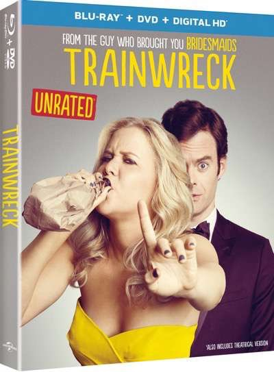 Trainwreck movie poster
