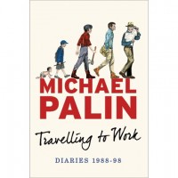 Michael Palin traveling to work signed book