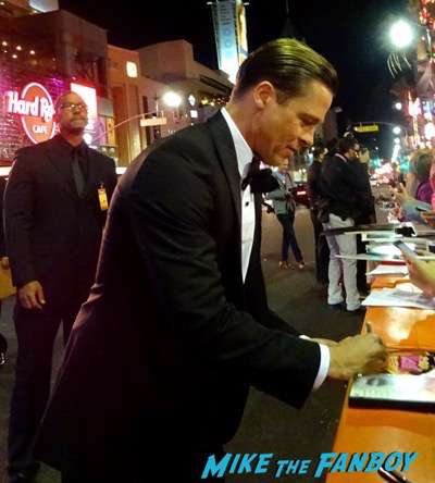 by the sea premiere angelina jolie brad pitt signing autographs 10