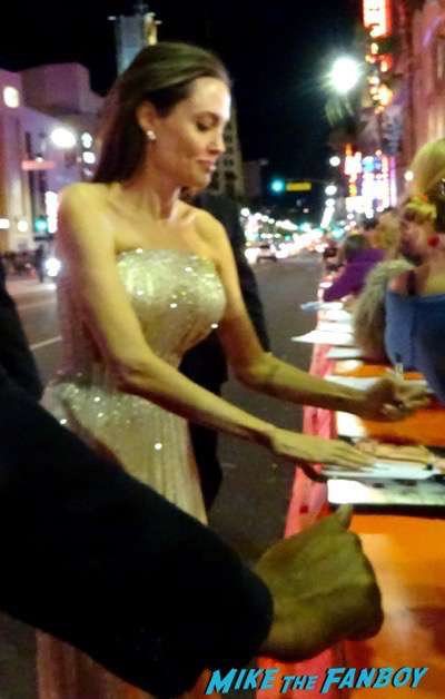 by the sea premiere angelina jolie brad pitt signing autographs 19