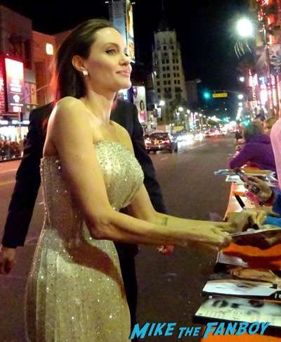 by the sea premiere angelina jolie brad pitt signing autographs 21