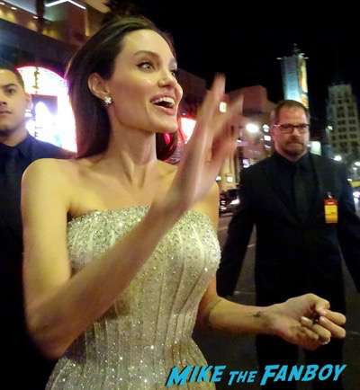 by the sea premiere angelina jolie brad pitt signing autographs 22