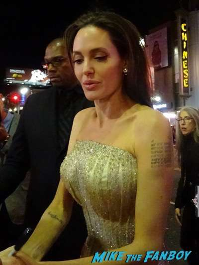 by the sea premiere angelina jolie brad pitt signing autographs 24