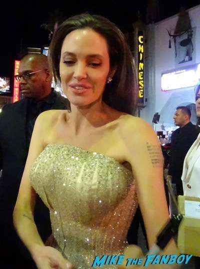 by the sea premiere angelina jolie brad pitt signing autographs 25
