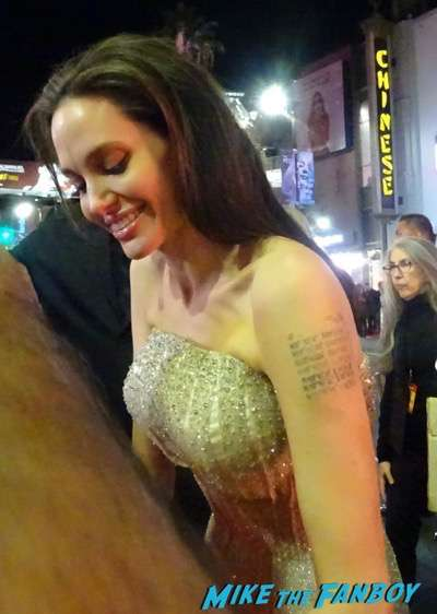 by the sea premiere angelina jolie brad pitt signing autographs 26