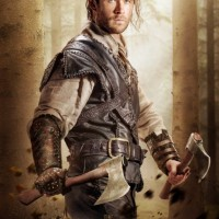 the huntsman chris hemsworth character poster