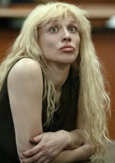 courtney love now